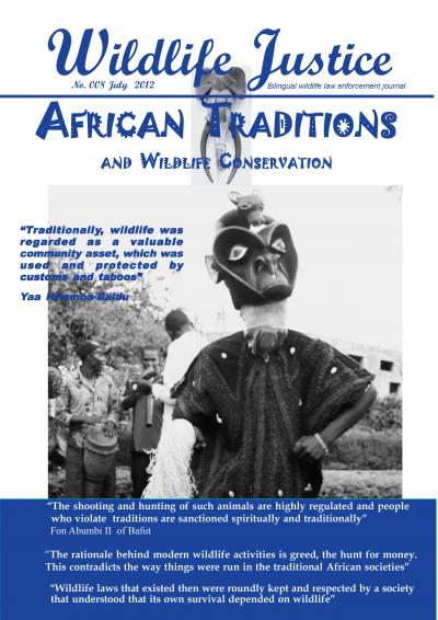 Edition 8 – African Traditions and Wildlife Conservation