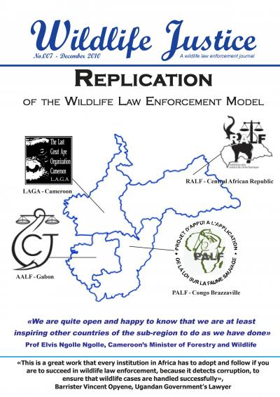 Edition 7 – Replication of the Wildlife Law Enforcement Model