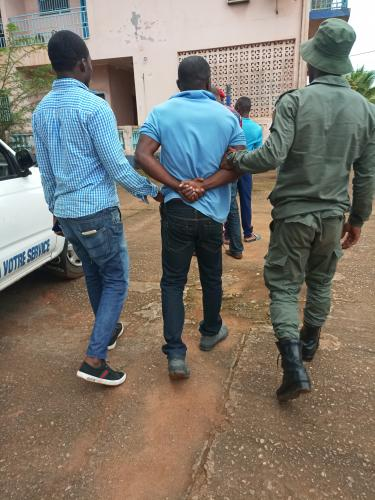 Latest News - 2 soldiers arrested with over 400 pangolin scales