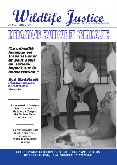 2 - Infractions faunique et criminale